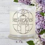 Midheaven Lilac Soy Candle // Featured Lilac Photo
