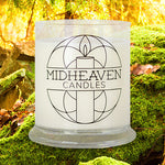 Midheaven Oakmoss and Amber Soy Candle // Featured Oakmoss and Amber Photo