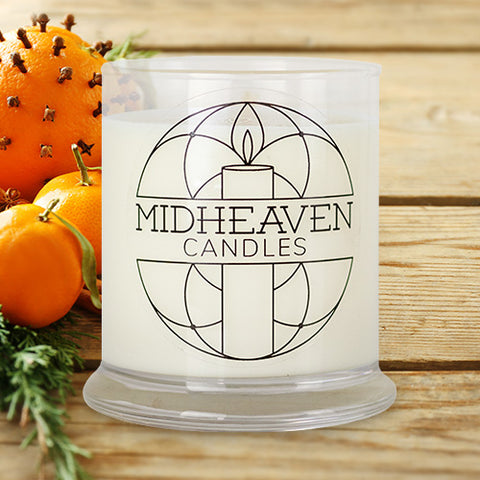 Midheaven Peppercorn Pomander Soy Candle // Featured Peppercorn Pomander Photo