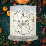 Midheaven Pumpkin Pie Soy Candle // Featured Pumpkin Pie Photo