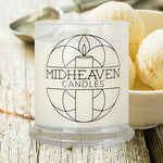 Midheaven Very Vanilla Soy Candle // Featured Very Vanilla Photo
