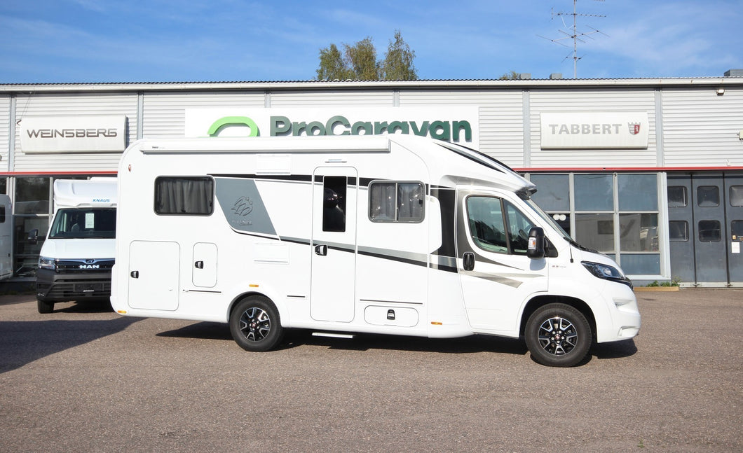 KNAUS SUN TI 650 MF PLATINUM SELECTION