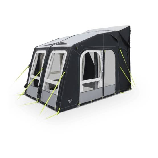 Rally Air Pro 260 DA, drive away-teltta - ProCaravan