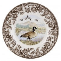 Spode Accent Plates Salad - Canadian Goose