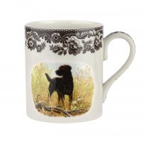 Spode Mugs Woodland Mug - Black Lab (1663480)