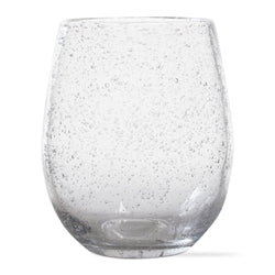 Tag Glassware Bubble Glass Stemless Wine - Clear (205307)