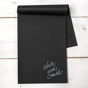Hester & Cook Table Accents Chalkboard Notepad