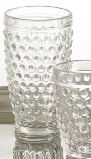Saro Glassware Isabelle Dot Highball Glass (se006.c)