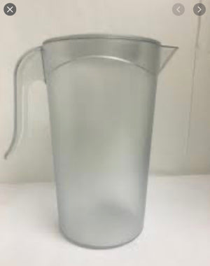 Bentley Glasses Clear Pitcher