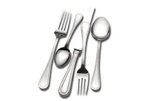 Mikasa Flatware Wallace Emerson/Continental Bead 5-pps