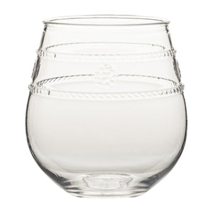 Juliska Glassware Acrylic - Isabella Stemless Wine Glass