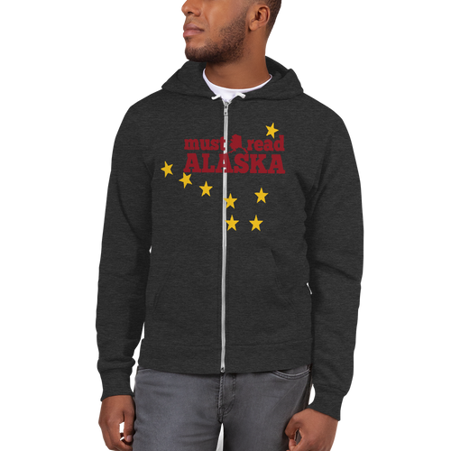 Best Seller - Must Read Alaska Hoodie - Must Read Alaska