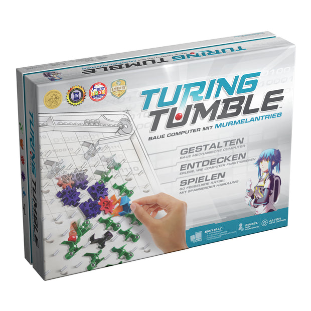 Turing Tumble, deutsche Version