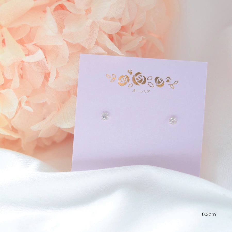 Made in Korea Earrings Korean Anting Cubic Zirconia Bride Bridal Dinner 925 Sterling Silver Accessory Fashion Fancy Stylish Costume Jewellery Online Malaysia Shopping Trendy Accessories Daily Wear Jewelry Dainty Minimalist Delicate Petite Stud Earrings Clip On Earrings No Piercing Special Perfect Gift From Heart For Your Loved One Metal Free Plastic Earrings
