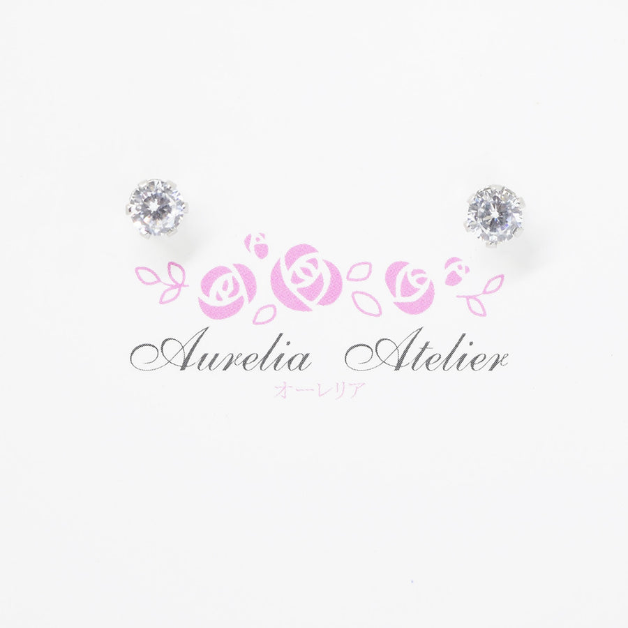 0.5 Carat Diamond Stud Earrings
