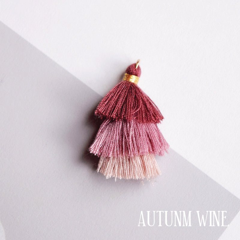 Tassel Earrings