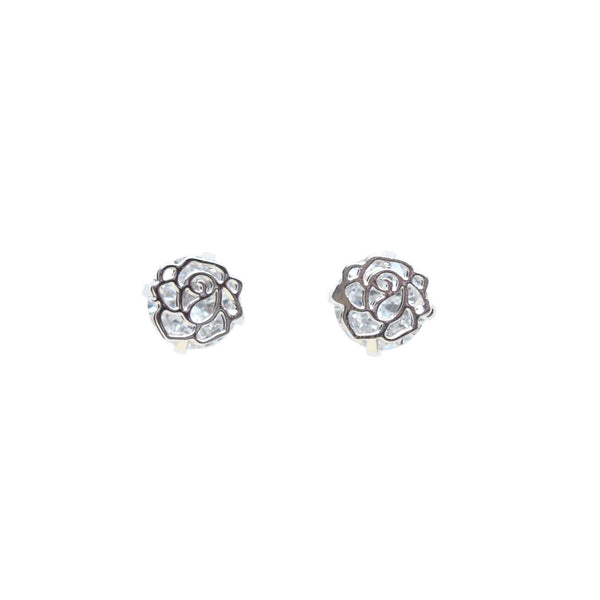 Silver Belle Earrings