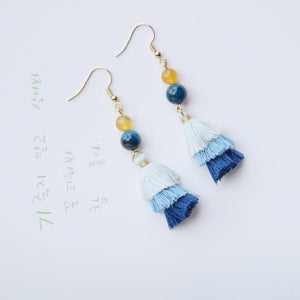 Lady Ulanara Tassel Earrings