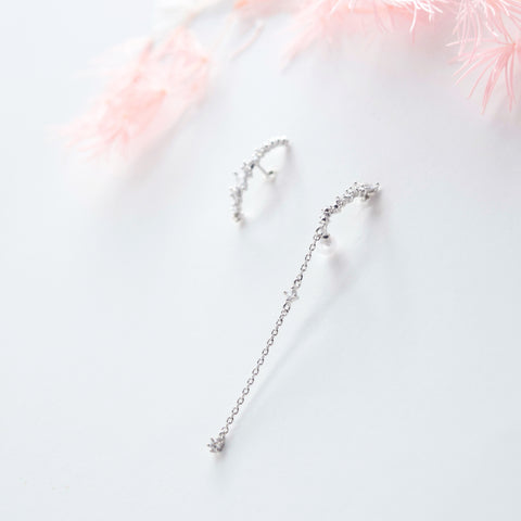 Rose Gold Made in Korea Earrings Korean Anting Cubic Zirconia Bride Bridal Dinner 925 Sterling Silver Fashion Costume Jewellery Online Malaysia Shopping Trendy No Piercing Special Perfect Gift From Heart For Your Loved One Accessory Gift for her Rose Gold Korea Made Earrings Korean Jewellery Jewelry Local Brand in Malaysia Cubic Zirconia Dainty Delicate Minimalist Jewellery Jewelry Bride Clip On Earrings Silver cny chinese new year lunar gift for her valentine valentine's day
