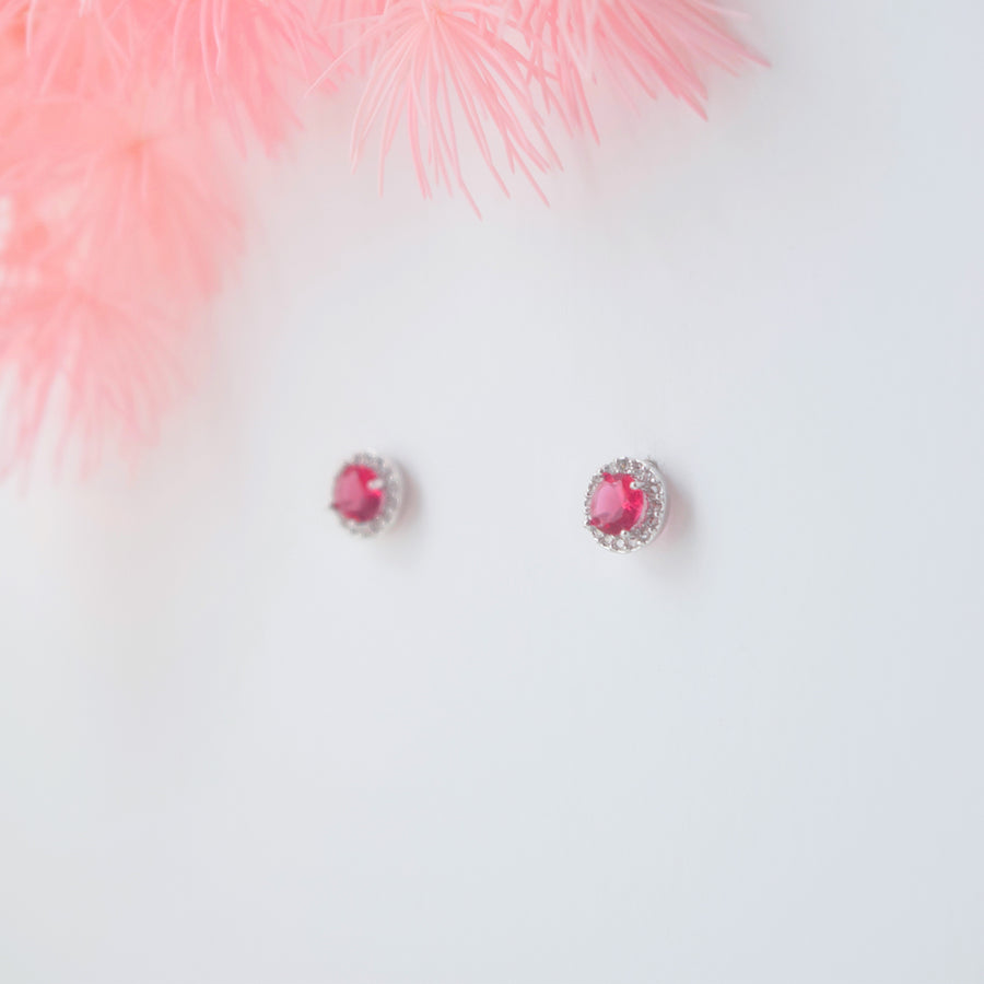 Ruby Diana 2.0 Earrings