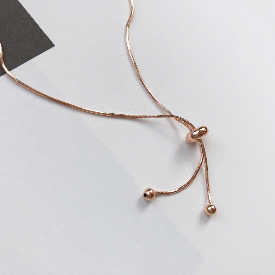 Rose Gold Aaden Bracelet