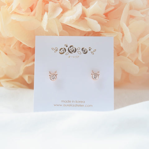Made in Korea Earrings Korean Anting Cubic Zirconia Bride Bridal Dinner 925 Sterling Silver Accessory Fashion Fancy Stylish Costume Jewellery Online Malaysia Shopping Trendy Accessories Daily Wear Jewelry Dainty Minimalist Delicate Clip On Earrings No Piercing Special Perfect Gift From Heart For Your Loved One Christmas Snowflake