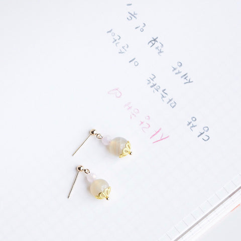 Empress Fuca Mini Earrings