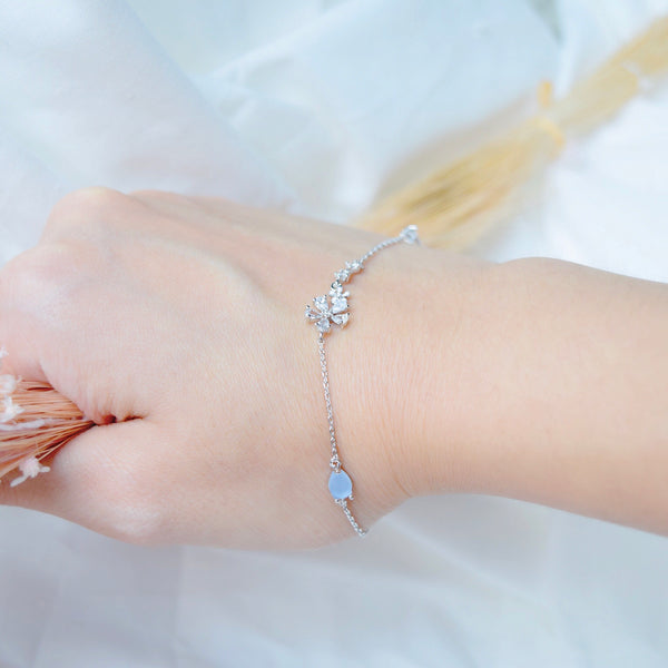 Beryl Rosemallows Bracelet