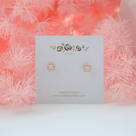 Rose Gold Made in Korea Earrings Korean Anting Cubic Zirconia Bride Bridal Dinner 925 Sterling Silver Fashion Costume Jewellery Online Malaysia Shopping Trendy No Piercing Special Perfect Gift From Heart For Your Loved One Accessory Gift for her Rose Gold Korea Made Earrings Korean Jewellery Jewelry Local Brand in Malaysia Cubic Zirconia Dainty Delicate Minimalist Jewellery Jewelry Bride Clip On Earrings Silver Christmas Gift Set Xmas Silver snowman wreath present gift for her gift ideas daily wear shower