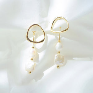 Gold Loire Earrings