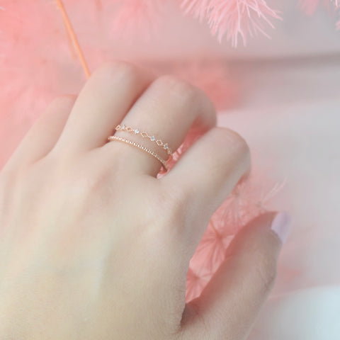 Rose Gold Made in Korea Earrings Korean Anting Cubic Zirconia Jewellery Malaysia Instagram 925 Sterling Silver hypoallergenic Instagram gift shops Jewellery Online Malaysia Shopping No Piercing Perfect Gift special gift Loved One Online jewellery Malaysia Gift for her Rose Gold Korea Made Earrings Korean Jewellery Jewelry Local Brand in Malaysia Cubic Zirconia Dainty Delicate Minimalist Jewellery Jewelry Bride Clip On Earrings Silver Gift Set present gift for her gift ideas ring cincin