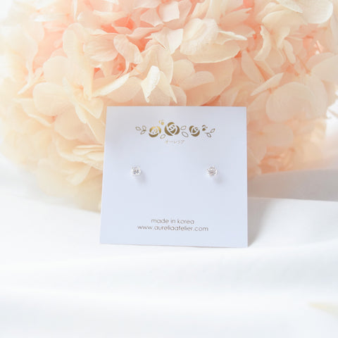 Made in Korea Earrings Korean Anting Cubic Zirconia Bride Bridal Dinner 925 Sterling Silver Accessory Fashion Fancy Stylish Costume Jewellery Online Malaysia Shopping Trendy Accessories Daily Wear Jewelry Dainty Minimalist Delicate Clip On Earrings No Piercing Special Perfect Gift From Heart For Your Loved One Christmas homekit hair clip hair claw mask chain strap mask strap mask necklace