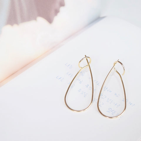 Gold Maurea Earrings