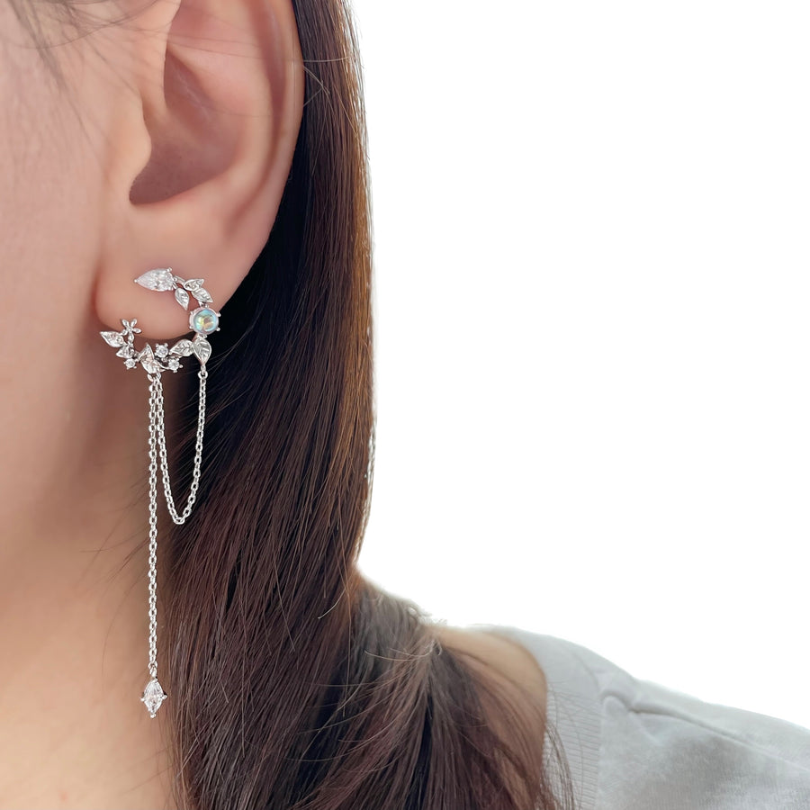 Rose Gold Made in Korea Earrings Korean Anting Cubic Zirconia Jewellery Malaysia Instagram 925 Sterling Silver hypoallergenic Instagram gift shops Jewellery Online Malaysia Shopping No Piercing Perfect Gift special gift Loved One Online jewellery Malaysia Gift for her Rose Gold Korea Made Earrings Korean Jewellery Jewelry Local Brand in Malaysia Cubic Zirconia Dainty Delicate Minimalist Jewellery Jewelry Bride Clip On Earrings Silver Gift Set present gift for her gift ideas