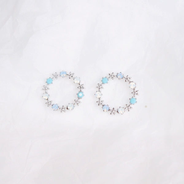 Beryl Hebe Earrings