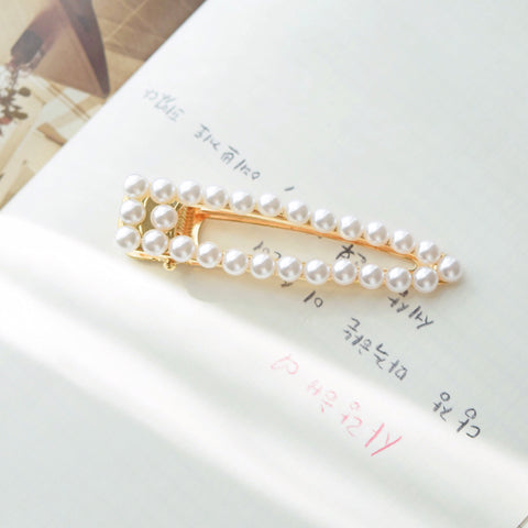 Hair Barrette Jewellery Daily Pearl Wear Hair Clip Accessories Online Malaysia Shopping Hair Pin Hairclip