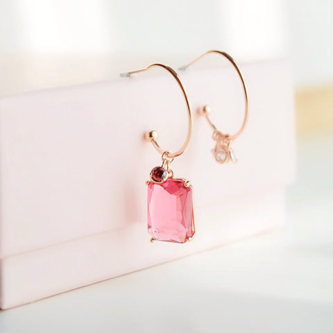 Ruby Missing You Earrings