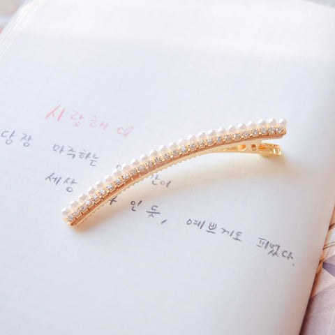 Hair Barrette Jewelry Daily Wear Klip Rambut Korean Fashion Style Pin Rambut