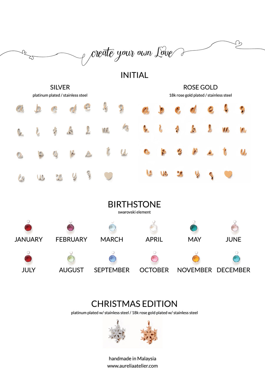 Create your own Necklace