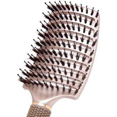 Detangling Nylon Bristle Brush Storioh