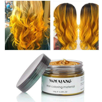 Mofajang Hair Dye Wax Storioh Gold