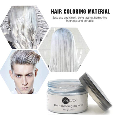 Mofajang Hair Dye Wax Storioh White