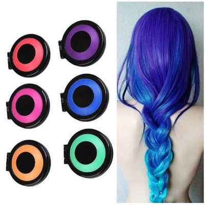 Temporary Hair Dye Chalk Storioh