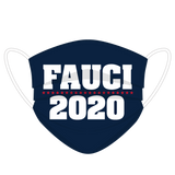 Fauci 2020 Face Cover