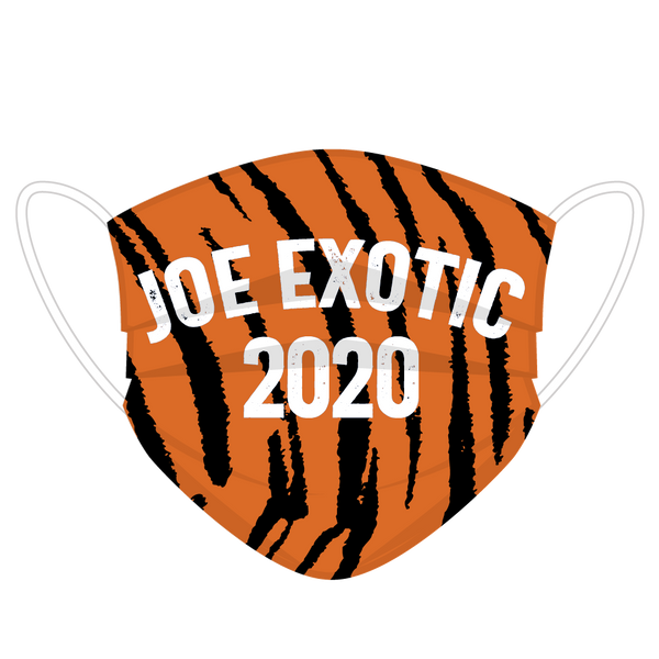 Exotic 2020 Face Cover
