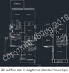 Aveley293 Autocad Sketch Floor Plan