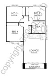 Aveley293 Sketch Upper Floor Plan