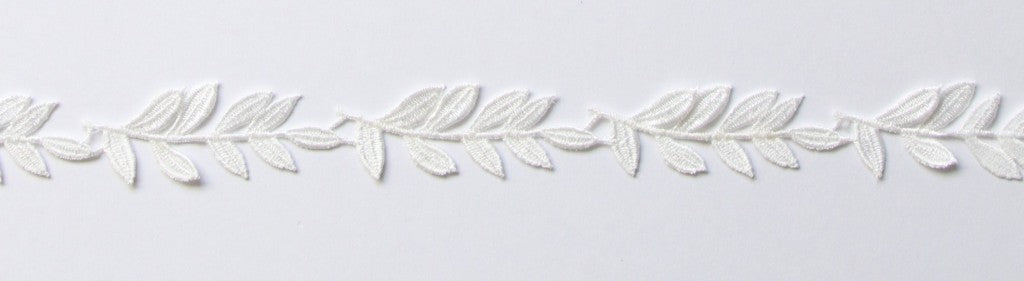 Leaf Style lace veil