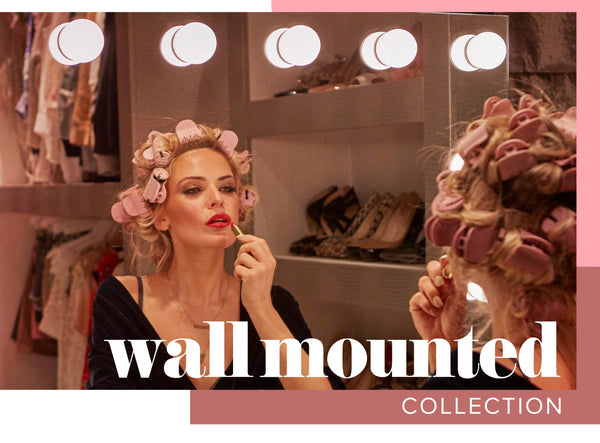 Wall Mounted Hollywood Mirrors