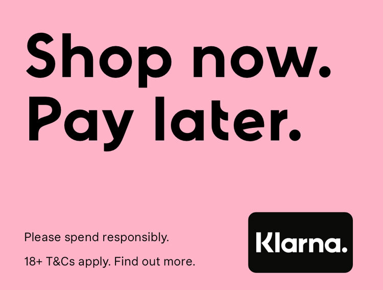 Pay in 3 with Klarna